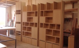 Bookcase Wall Units Corona Del Mar