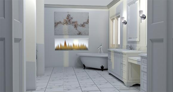 Randy Macbeth Design 187 Lido Island Master Bath Closet Addition